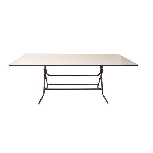 Flip Top Folding Table