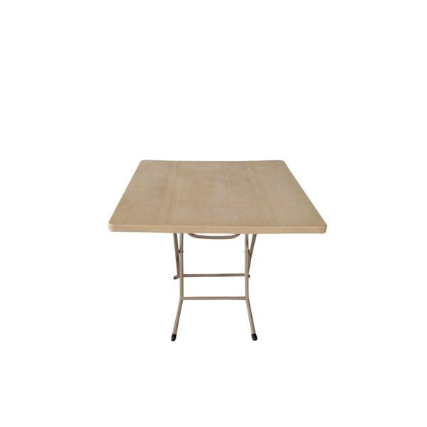 Square Plastic Folding Table