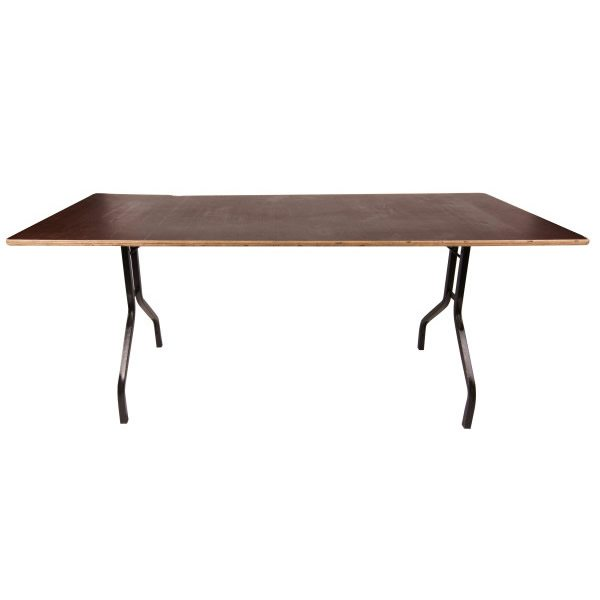 Form ply folding table