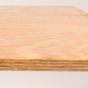 plywood table top edge