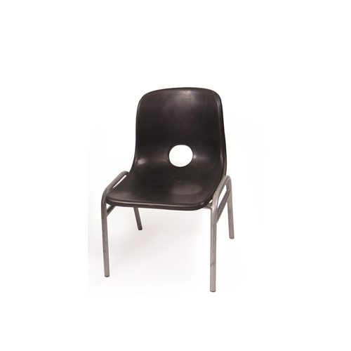 Black Chair for Kids