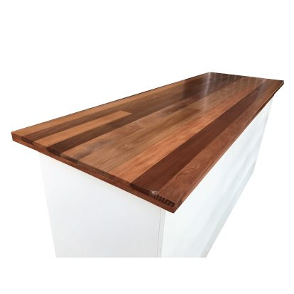 Timber Serving Bench