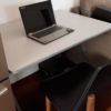 Folding desk for working from home